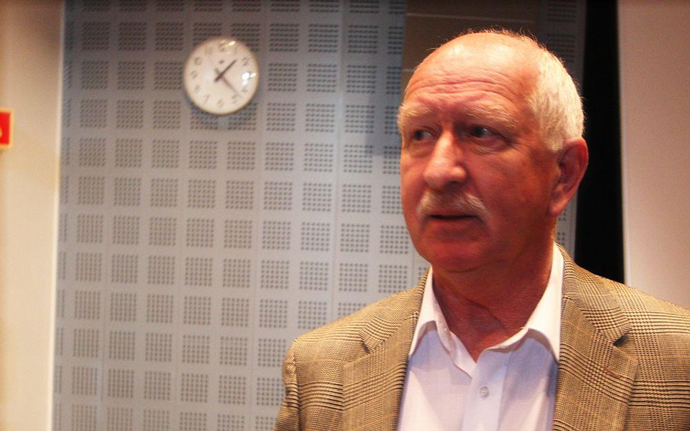 IKKE FORNØYD: Ptil-direktør Magne Ognedal.
