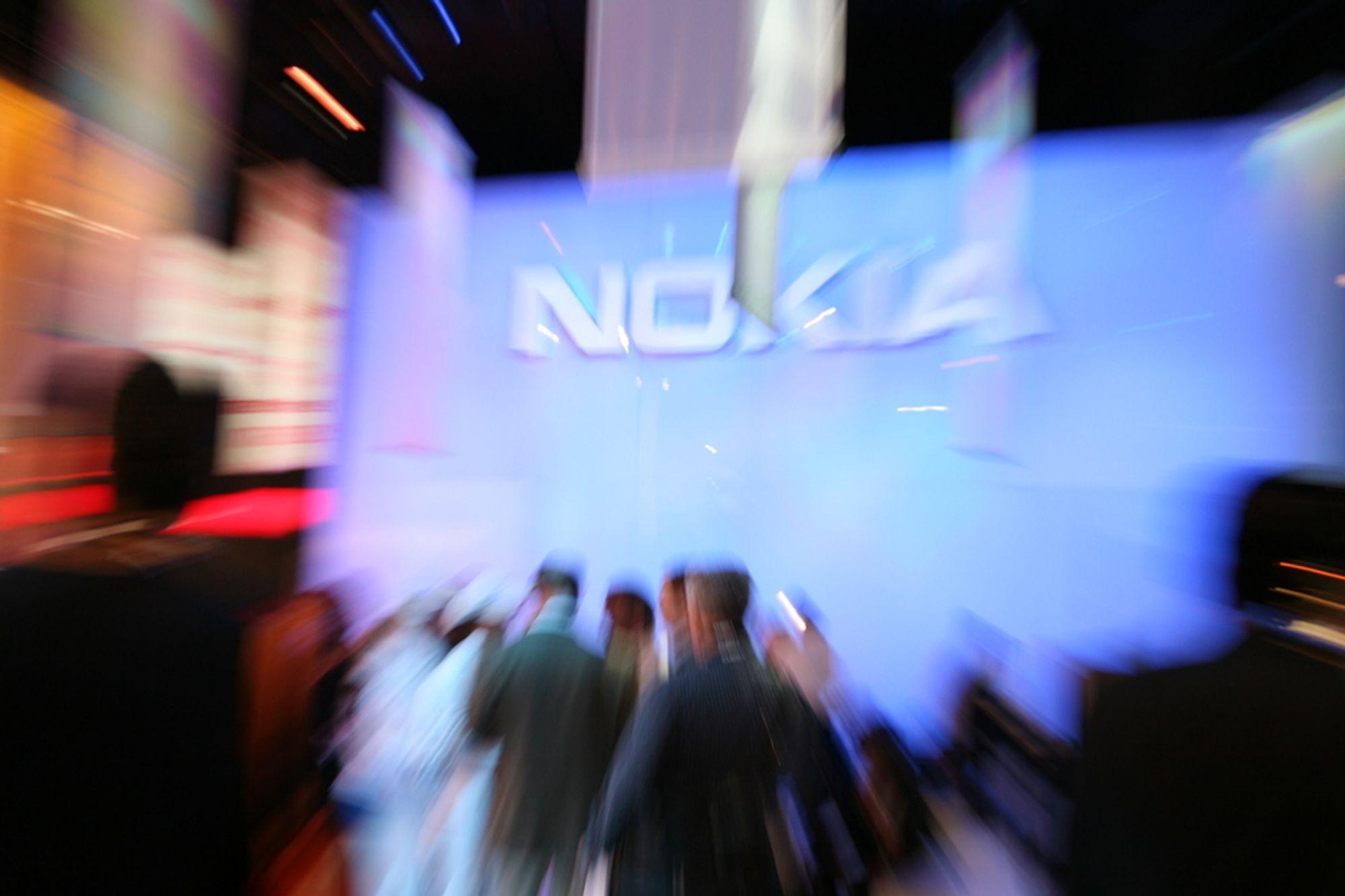 MÅ KUTTE: Nokia må redusere driftskostnadene med 1 milliard euro.