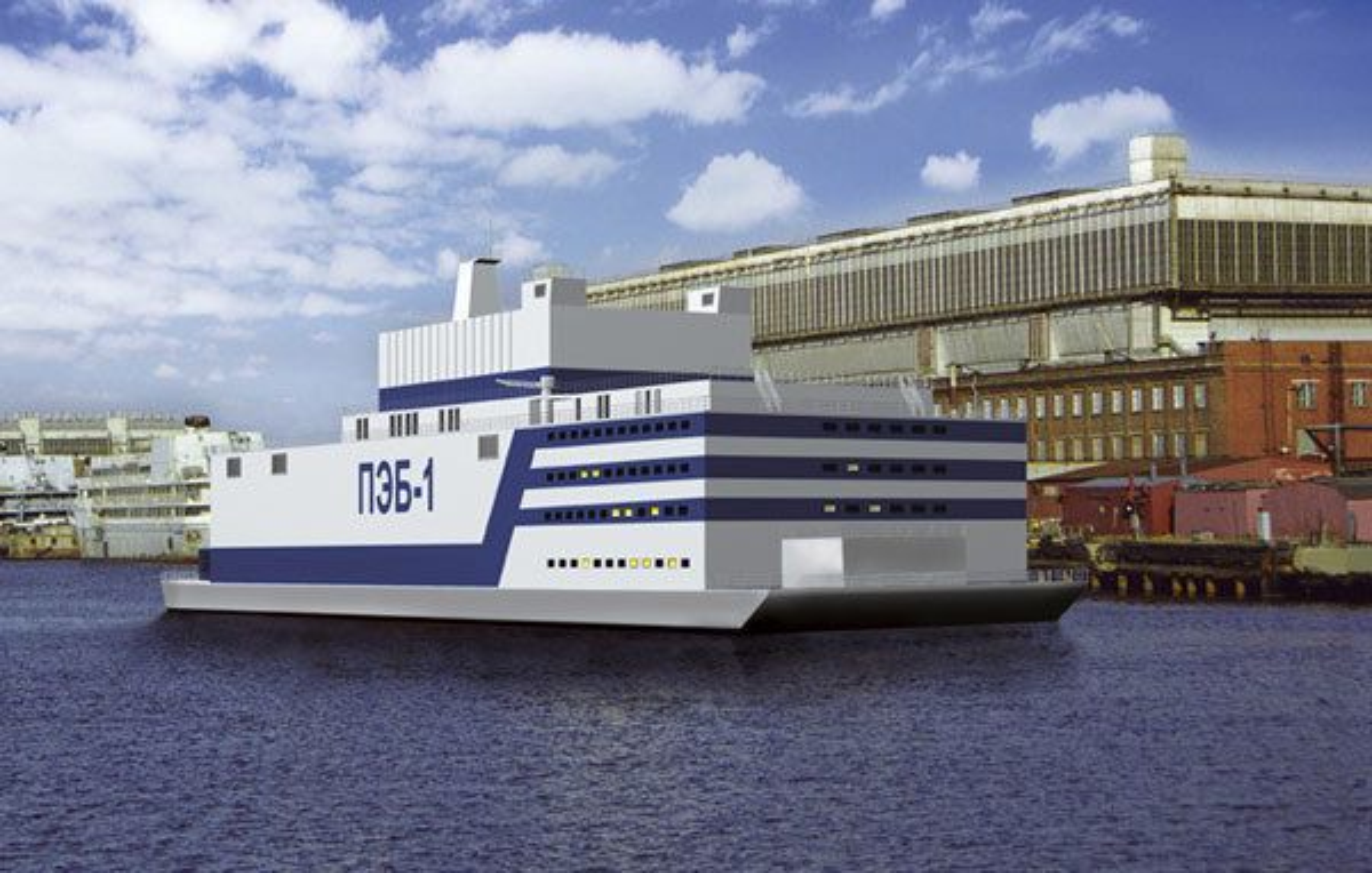 Russland vil bruke flytende atomkraftverk for å sikre energiforsyningen til landets arktiske strøk. De har også forsøkt å selge anleggene ut av landet, men så langt uten resultat.