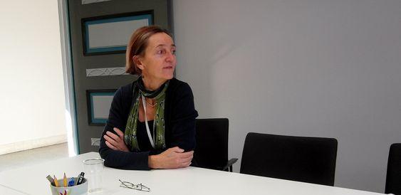 Sirkku Kupiainen er forsker ved Centre for Educational Assessment. Ifølge henne henger ikke mattepensumet på ungdomsskole sammen med pensumet på videregående.