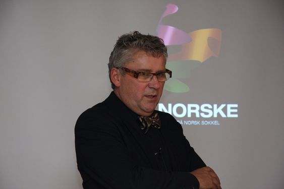 Erik Haugane, Det norske