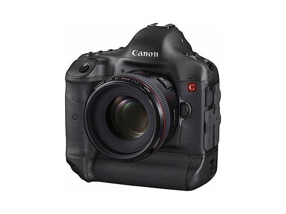 Canons nye konseptmodell av et speilreflekskamera med ekstra gode videokapabiliteter.