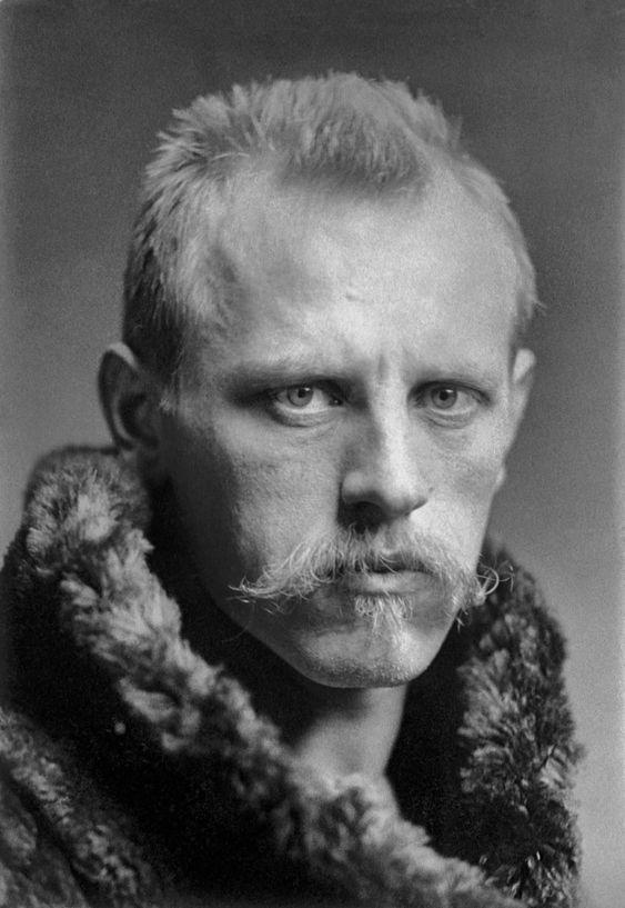 """SÅ LYSET: Fridtjof Nansen fikk vindmølla som ga elektrisk belysning på """"Fram"""" av en danske. Den opprinnelige planen var å skape elektrisitet ved hjelp av en tredemølle."""