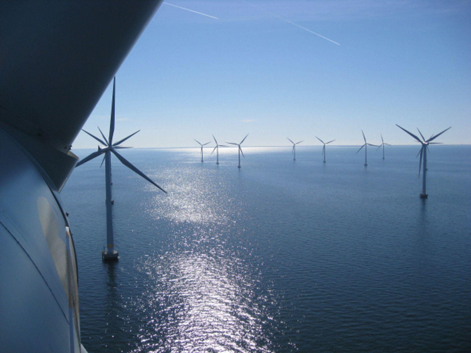 UTREDES: Olje- og energidepartementet vil utrede om 15 områder kan  være akseptabelt for vindkraft..