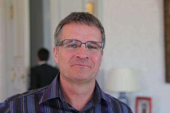 teknisk sjef Steve Walker ved Sellafield