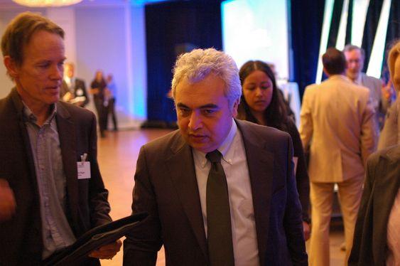 En gullalder for gass? IEAs Fatih Birol på European Gas Conference i Oslo 7. juni 2011.