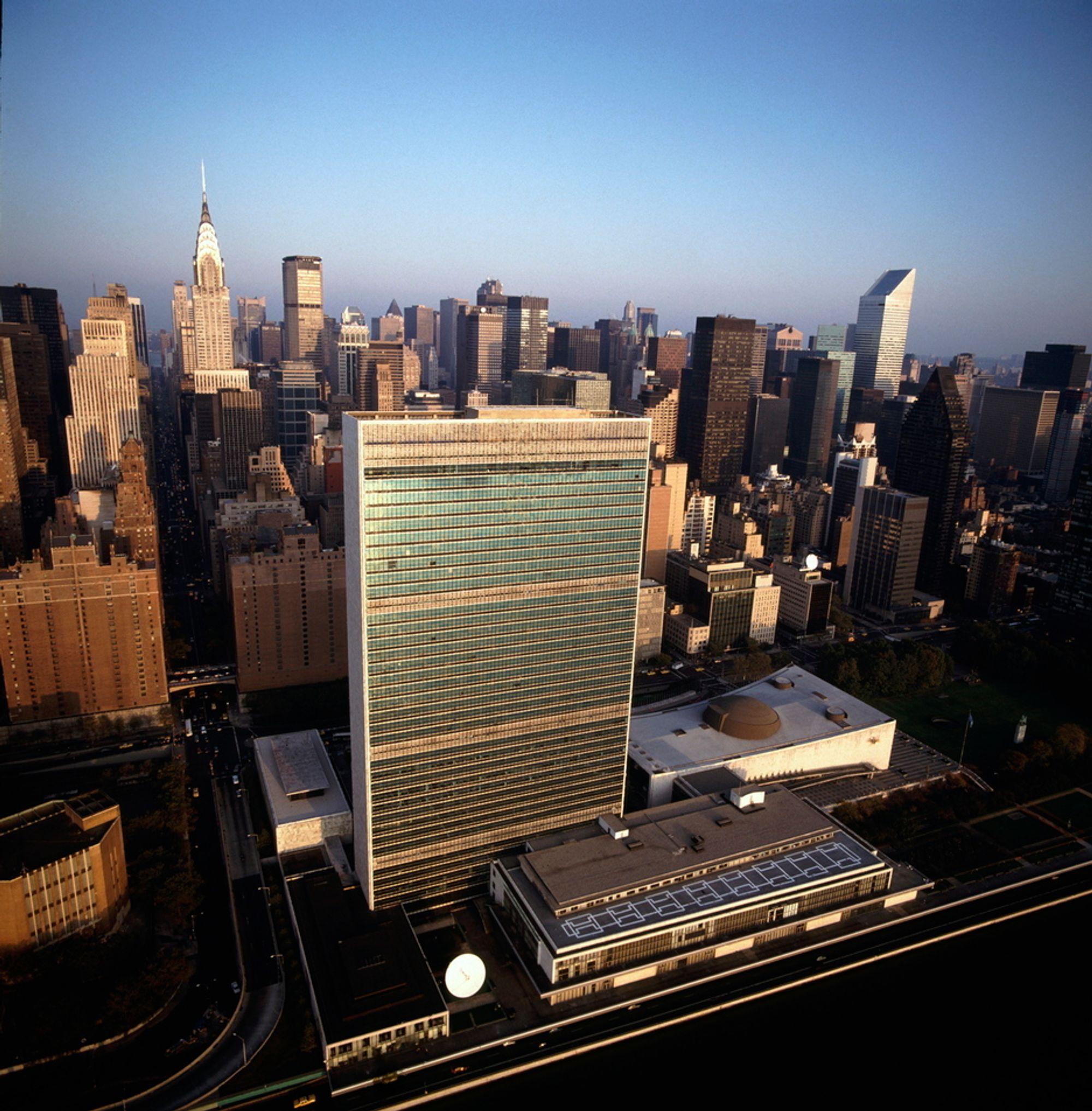 PÅDRIVER: Et fortsatt fritt internett kan bli en framtidig FN-kampsak.