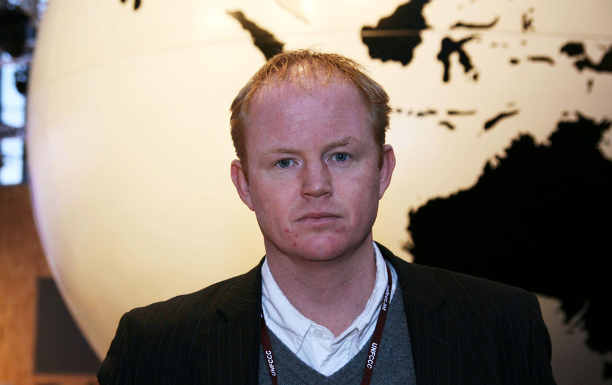 BREV TIL RIKSREVISJONEN: Før sommerferien ba Naturvernforbundets leder Lars Haltbrekken Riksrevisjonen om å undersøke Olje- og energidepartementets utlysning av forhåndsdefinerte områder (TFO).