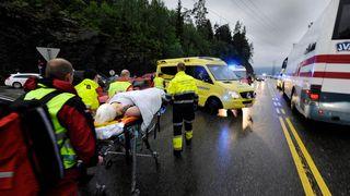 Datakollaps hos ambulansene 22. juli