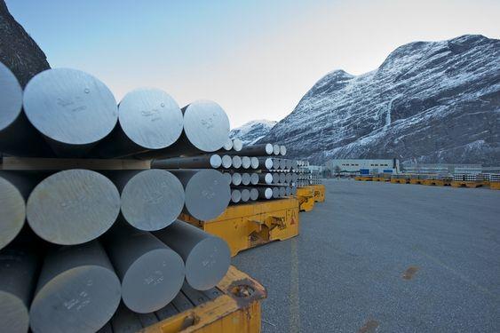 Hydro Sunndal, Su3. Bilder frå Morten Guldens tur til anlegget i desember 2010.