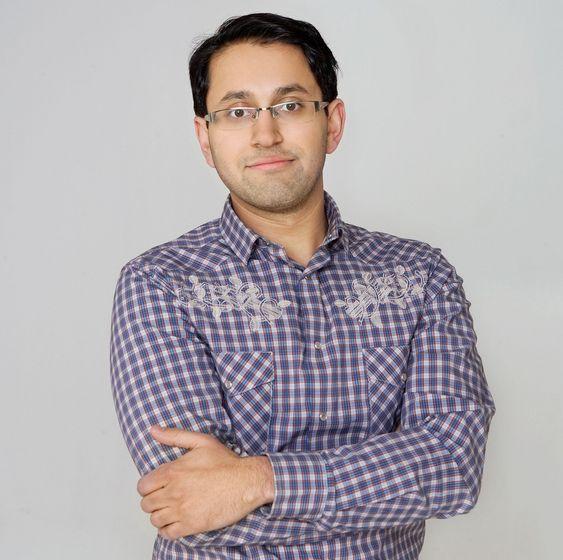 Manudeep Bhuller, forsker i Statistisk sentralbyrå.