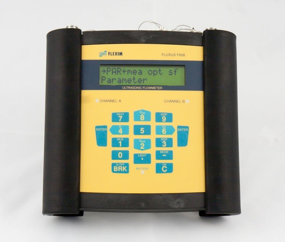 Flowmeter for ATEX