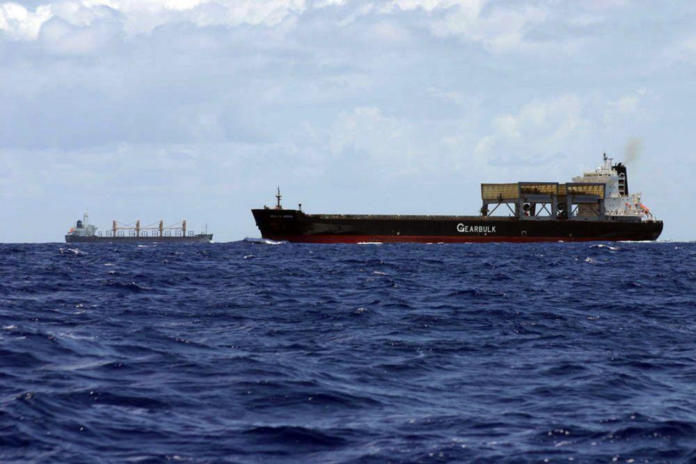 Sikker seilas: Norske skip scorer høyt på sikkerhet, miljø og arbeidsforhold.