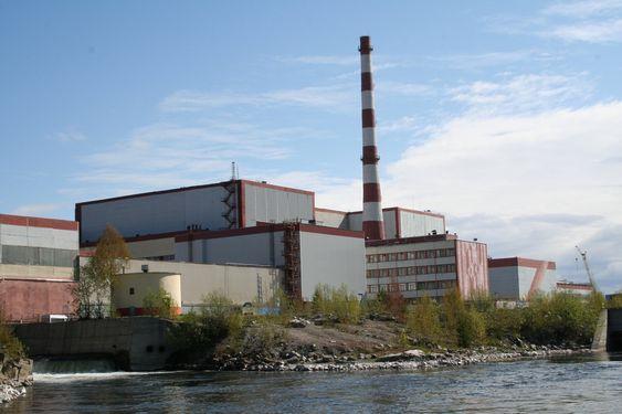 Kola kjernekraftverk