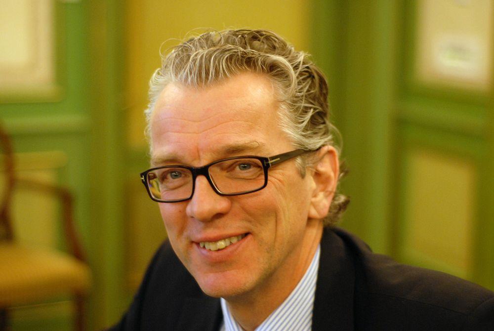 Statnett-sjef Auke Lont
