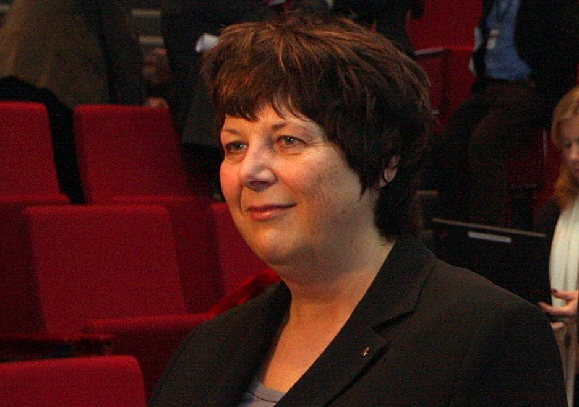 Oljedirektør Bente Nyland.