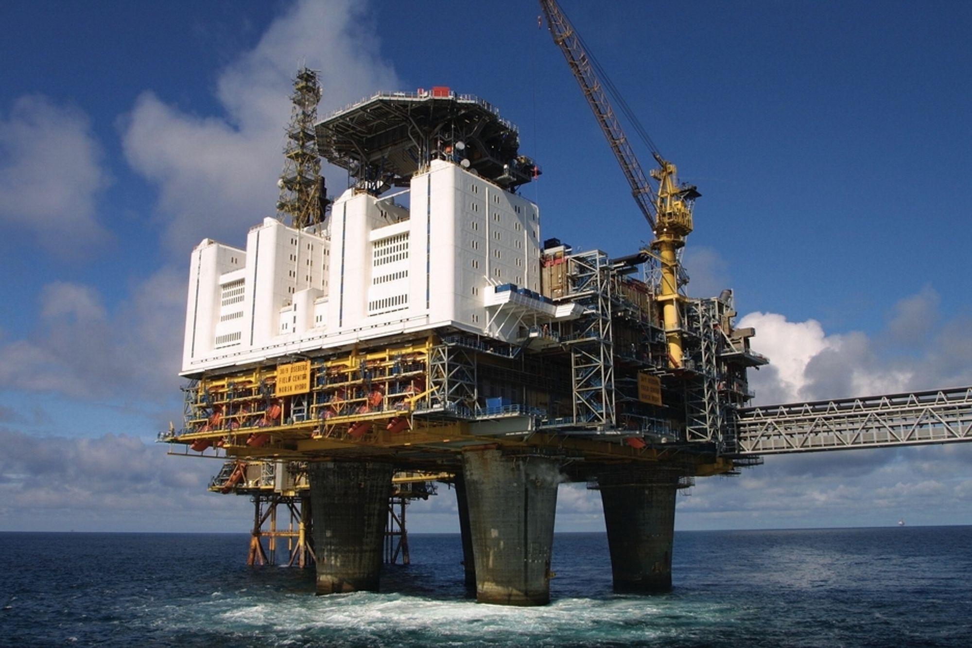 Statoil har funnet tilleggsressurser nær Oseberg-feltet i Nordsjøen.