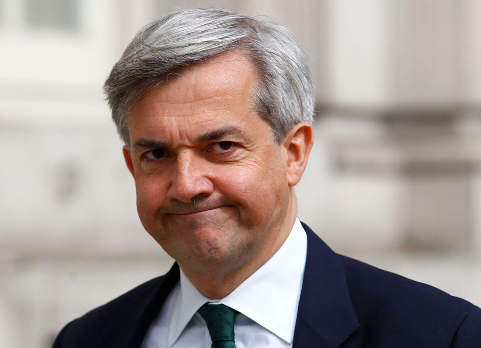 VIL REDUSERE UTSLIPP: Storbritannias energiminister Chris Huhne presenterte planen for underhuset tirsdag 17. mai.