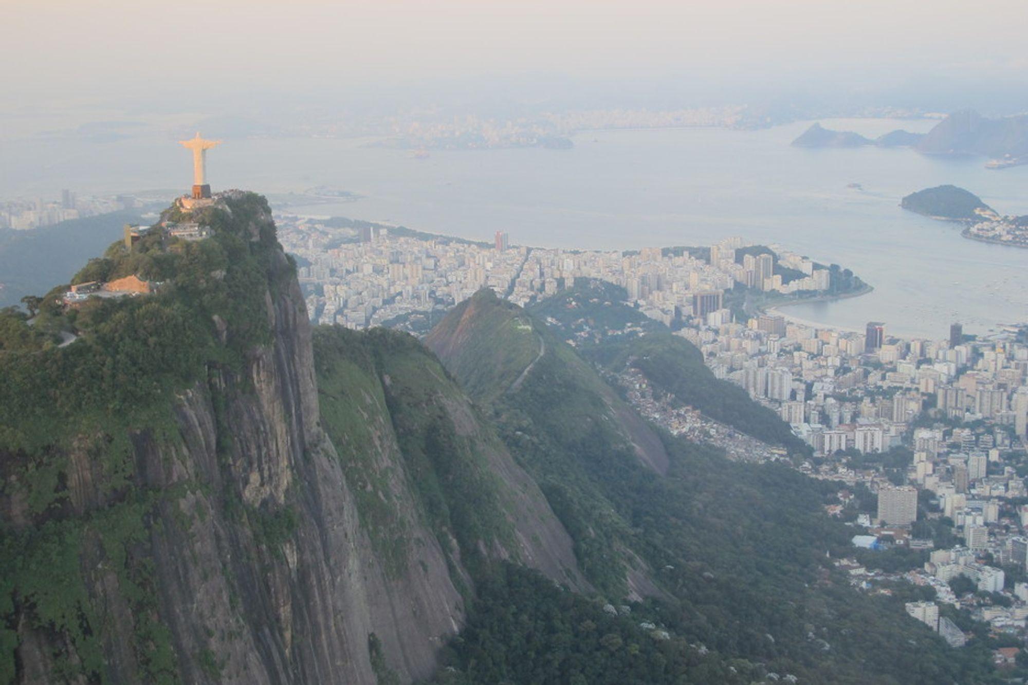 Totalt 83 norske selskaper opererer i Brasil, ifølge en ny rapport fra Innovasjon Norge. 68 av selskapene har hovedkvarteret sitt i Rio de Janeiro.