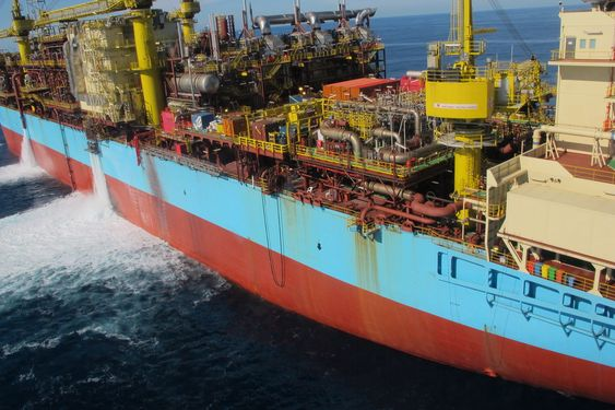 Peregrino FPSO Maersk