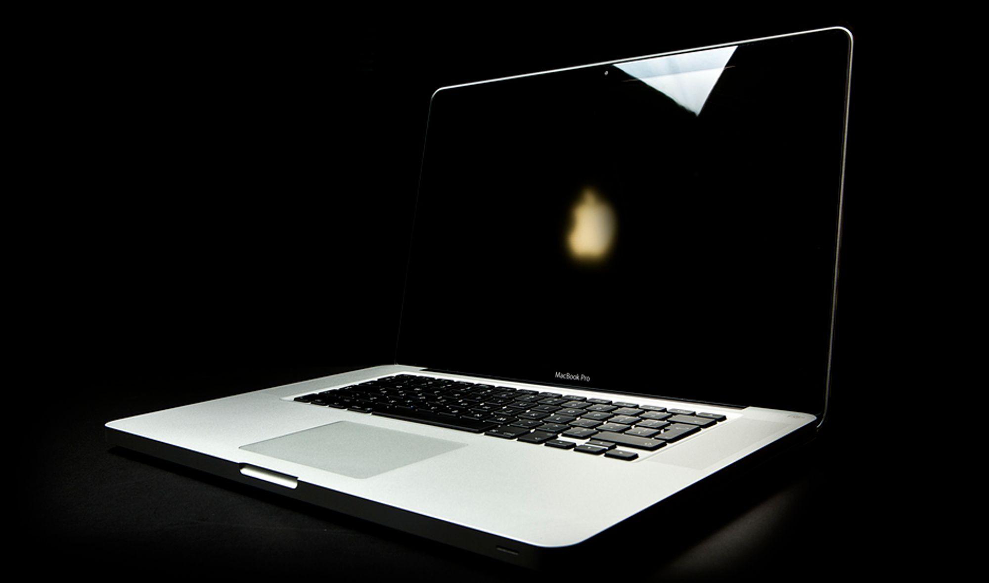 "TEST: Macbook Pro 15 """