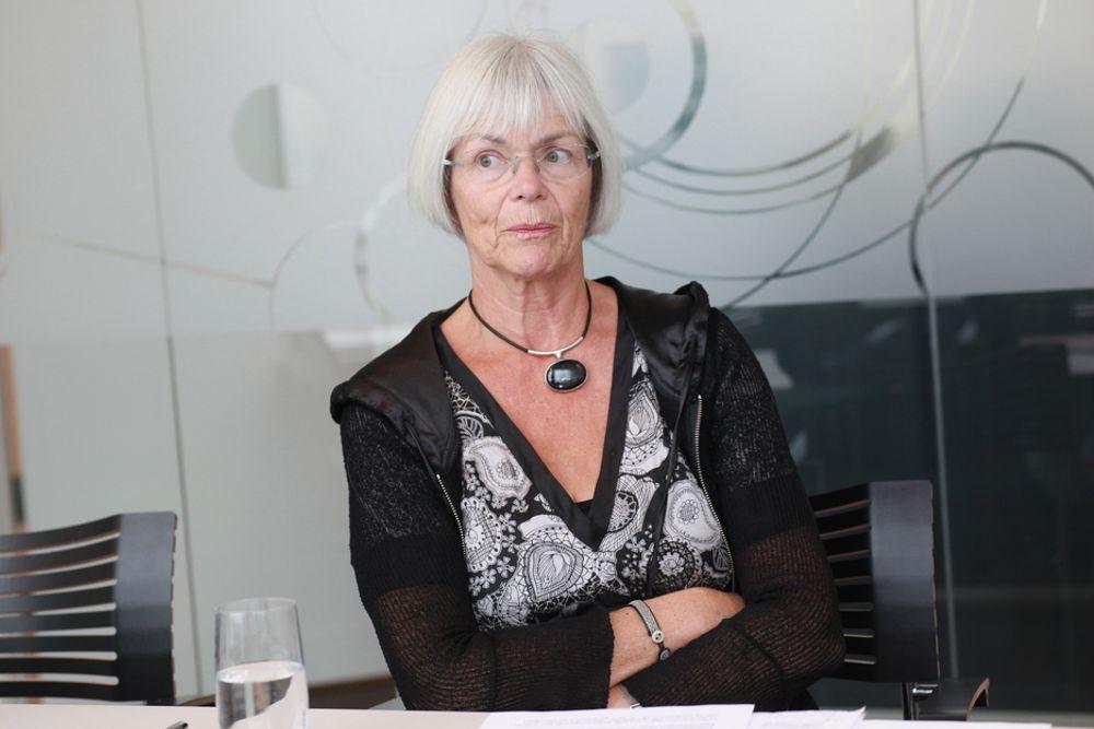Uenig:Utdanningsminister Tora Aasland kaster seg inn i debatten om høyere utdanning.
