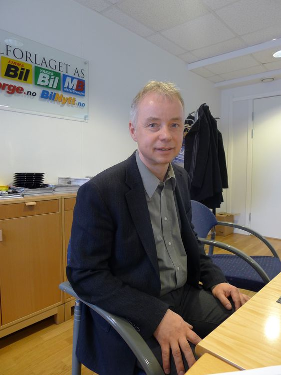 Stig Rath, bransjesjef for kulde i bransjeorganisasjonen for ventilasjons-, kulde- og varmepumpeentreprenører (VKE).