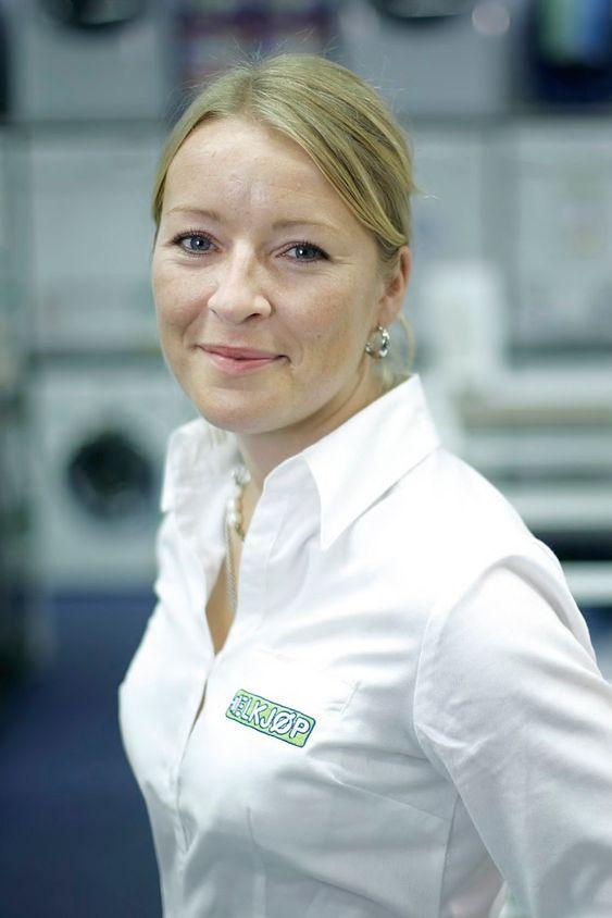 Åshild Indresøvde, informasjonssjef i Elkjøp