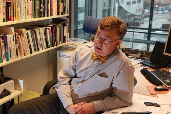 Espen Andersen, førsteamanuensis ved BI.