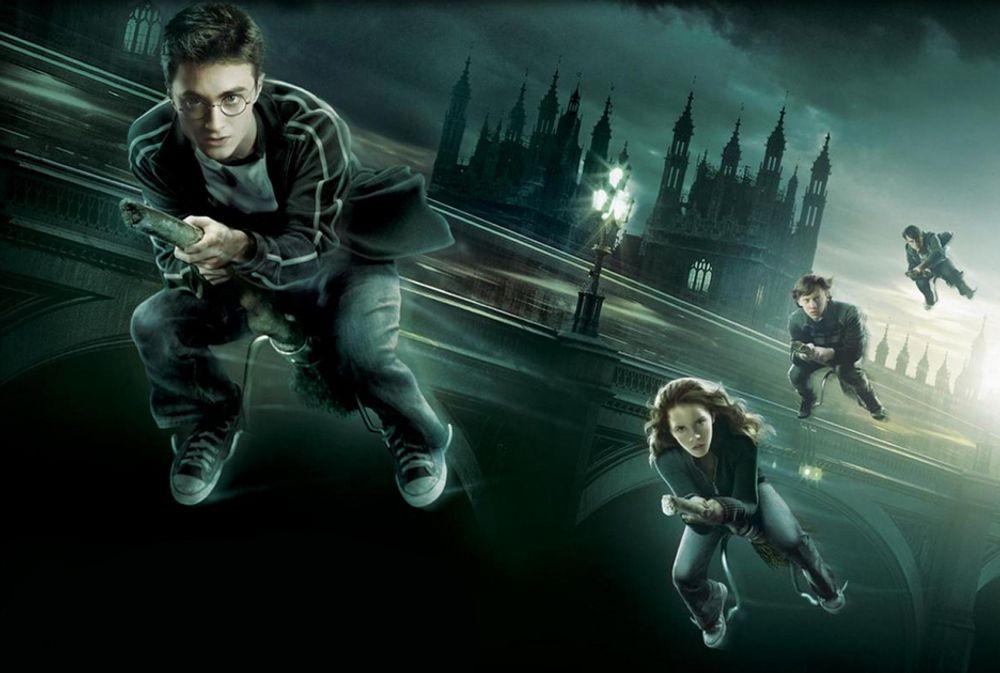 OLJE, IKKE EVENTYR: Ola Borten Moe mener ikke Harry Potter-navn som Galtvort, Griffing og Smygard bør brukes på store norske oljefunn.