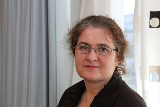 Liv Monica Stubholt, direktør i Aker Clean Carbon. 22. mars 2011