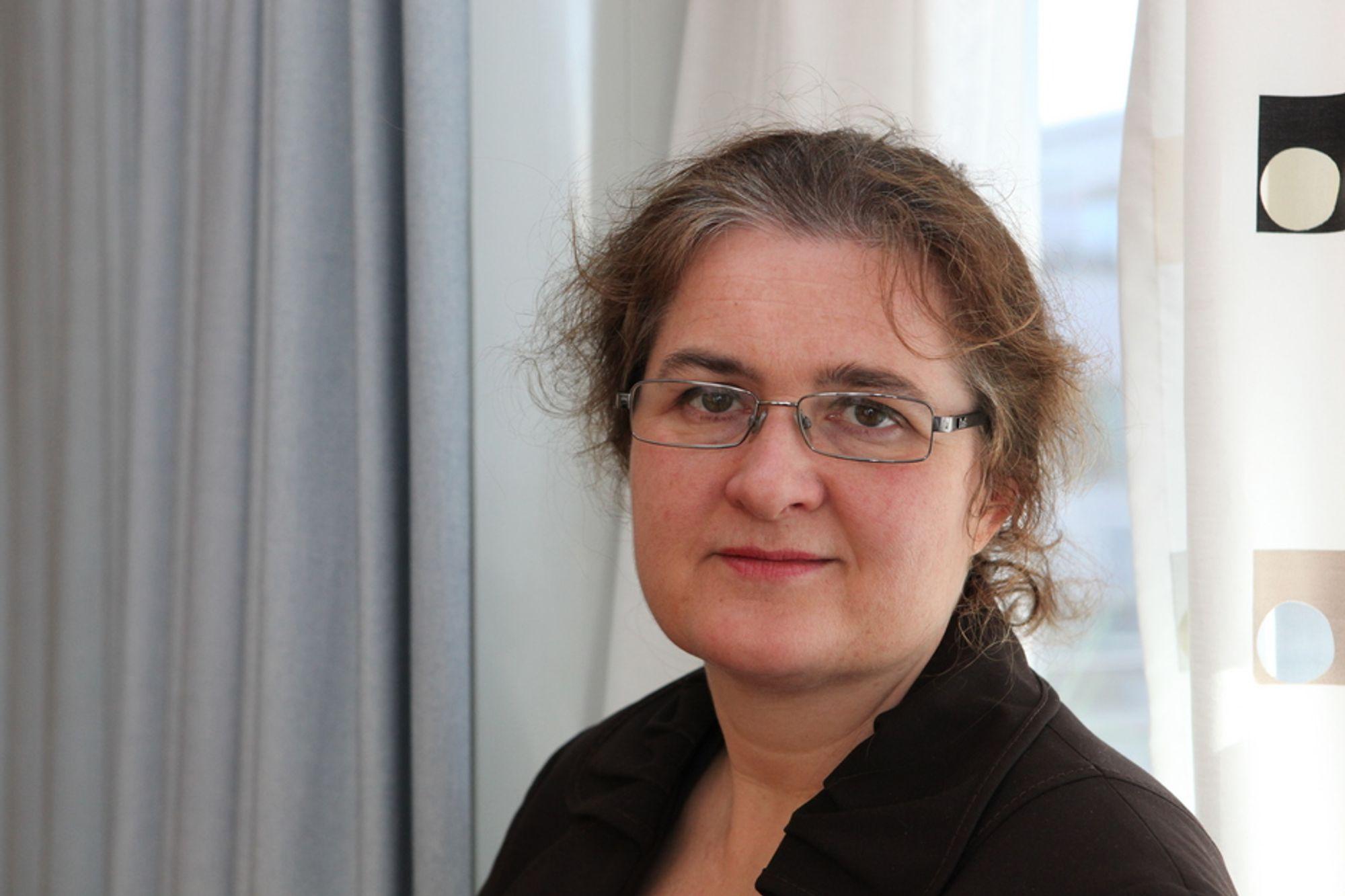 SER TIL EUROPA: Liv Monica Bargem Stubholt, direktør i Aker Clean Carbon.