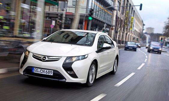 Den ladbare hybriden Opel Ampera kommer til Norge neste år. Søstermodellen Chevrolet Volt er allerede ute hos forhandlerne i USA.