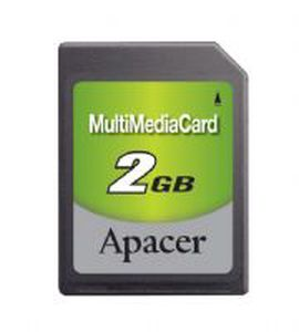 Apacer MultiMediaCard 512MB