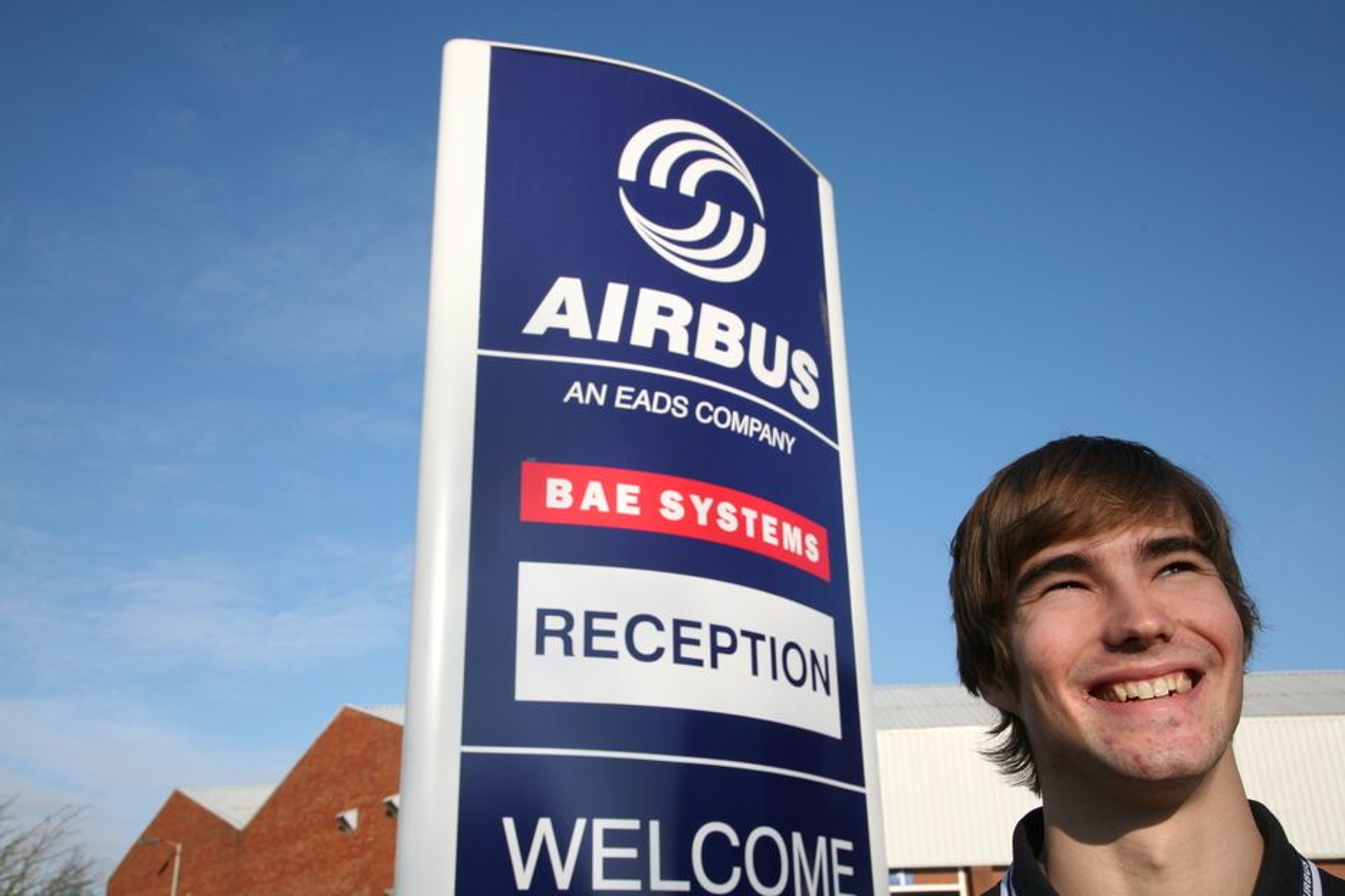 AIRBUS: ¿ Beslutningsprosessene kan være litt lange i Storbritannia, og særlig i flyindustrien. Man må være sikker før man bestemmer seg, sier Erik Andreassen.