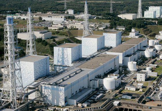 ØDELAGT: Kjernekraftverket Daiichi i Fukushima ble ødelagt under det voldsomme jordskjelvet i Japan fredag. Lørdag ble det meldt om en eksplosjon og røykutvikling ved kraftverket.