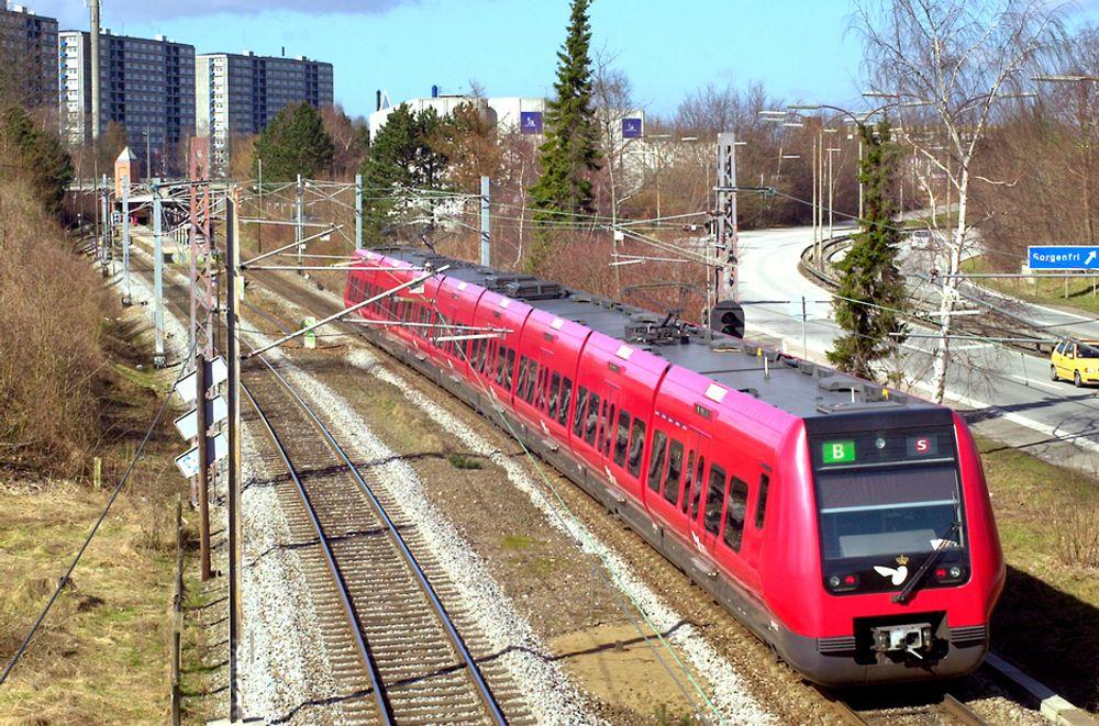 UTEN FØRER? Fra før er t-banen i København førerløs. Nå vurderes det å fjerne bemanningen også på lokaltogene i Stor-København, de såkalte S-togene.