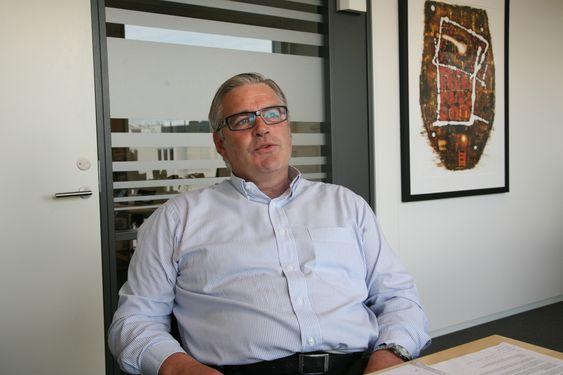 Geir Dølvik, administrerende direktør i Manpower Professional Engineering.