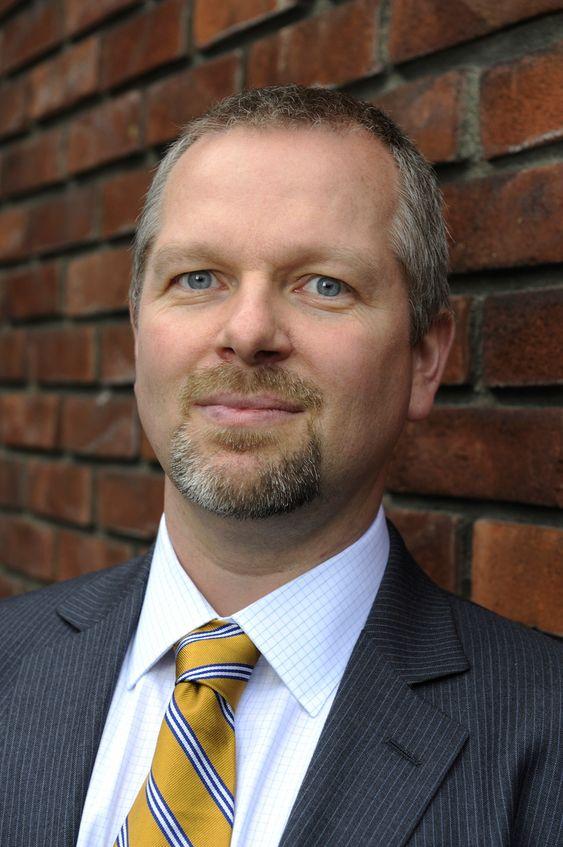 KOMPETENT: Haakon Knudsen er administrerende direktør i det nye selskapet DNV Nemko Presafe.
