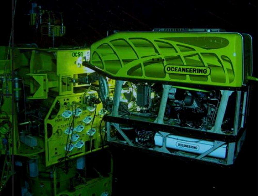 Oceaneering kjøper AGR Field Operations for 1,3 milliarder kroner.