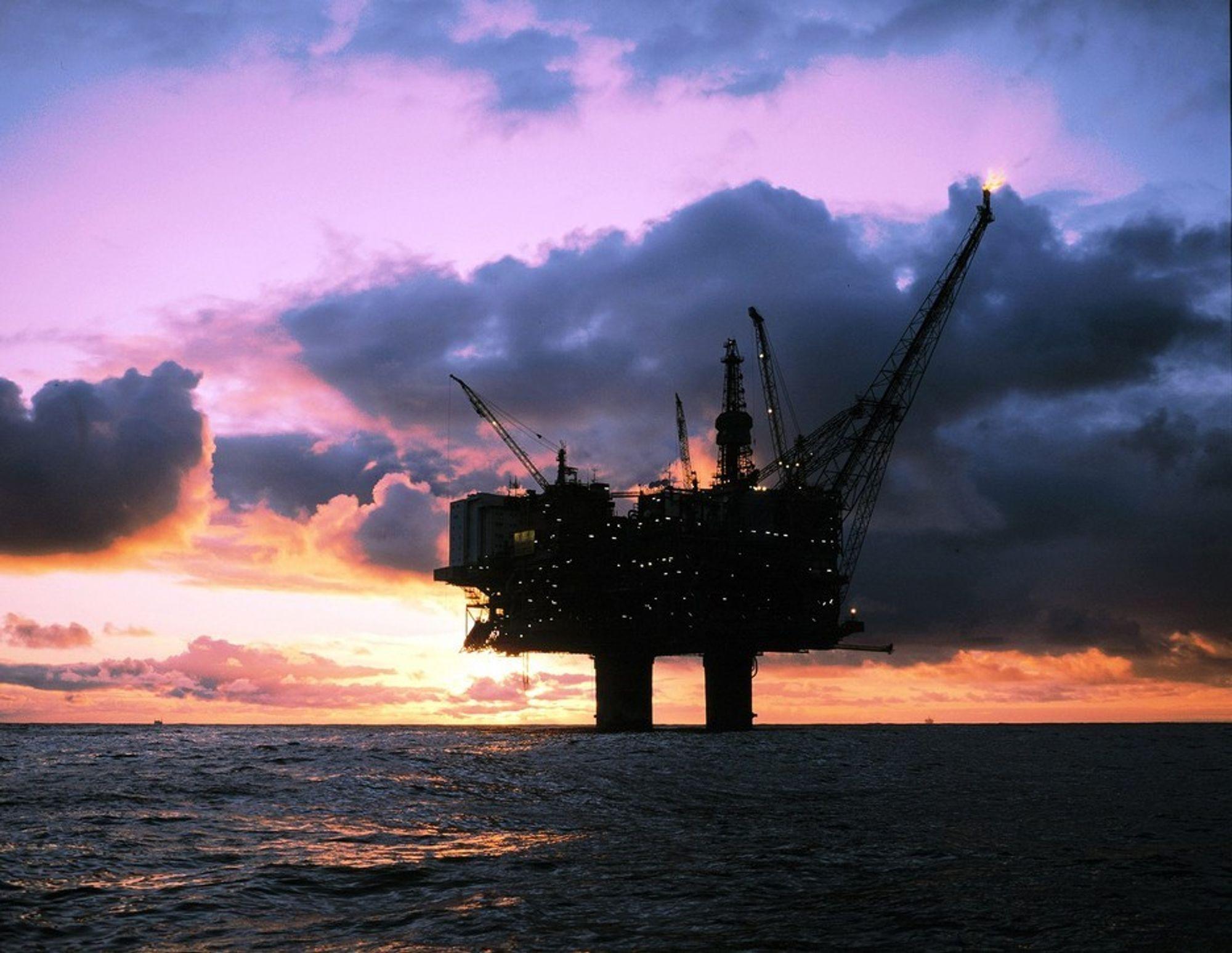 OLJENS FRAMTID: Det internasjonale energibyrået og andre energieksperter mener at all den lettvinte oljen er funnet. Nupi søkte om å få finne ut mer om hva følgene blir av en eventuell produksjonstopp for olje, peak oil, men fikk avslag fra UDs Refleks-program.