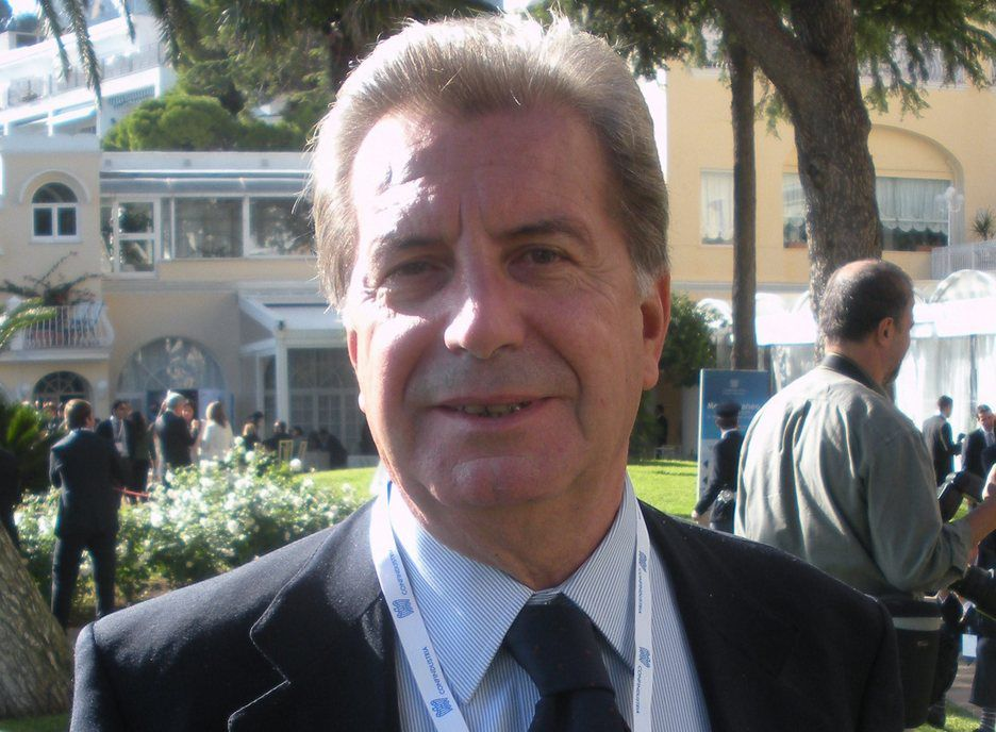 NYVALGT: Italienske Enels Fulvio Conti ble denne uken valgt til ny president i Eurelectric.