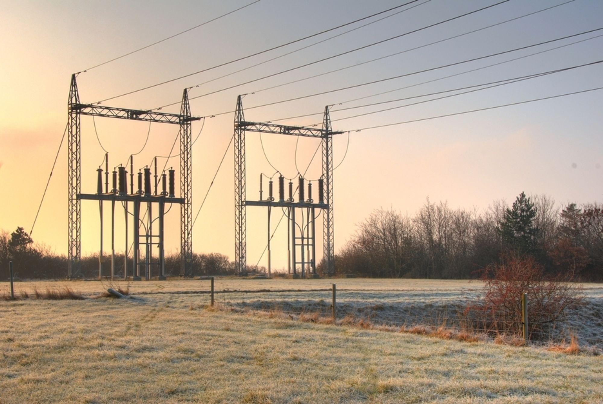 REKORD: Kaldt vær førte til at kraftforbruket i denne perioden ble 1,9 TWh høyere enn forbruksrekorden fra 2007.