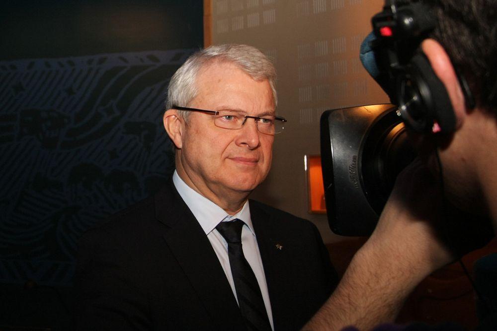 Statoils konserndirektør for norsk sokkel, Øystein Michelsen, sier Statoil ønsker å fokusere ressursene sine på verdifulle kjerneområder.