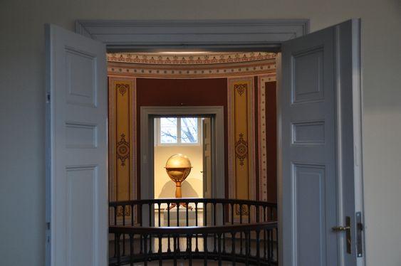 HERSKAPELIG: Observatoriet ble bygget i en tid da forskning hadde en høy stjerne i Norge. Foto: Fredrik Drevon