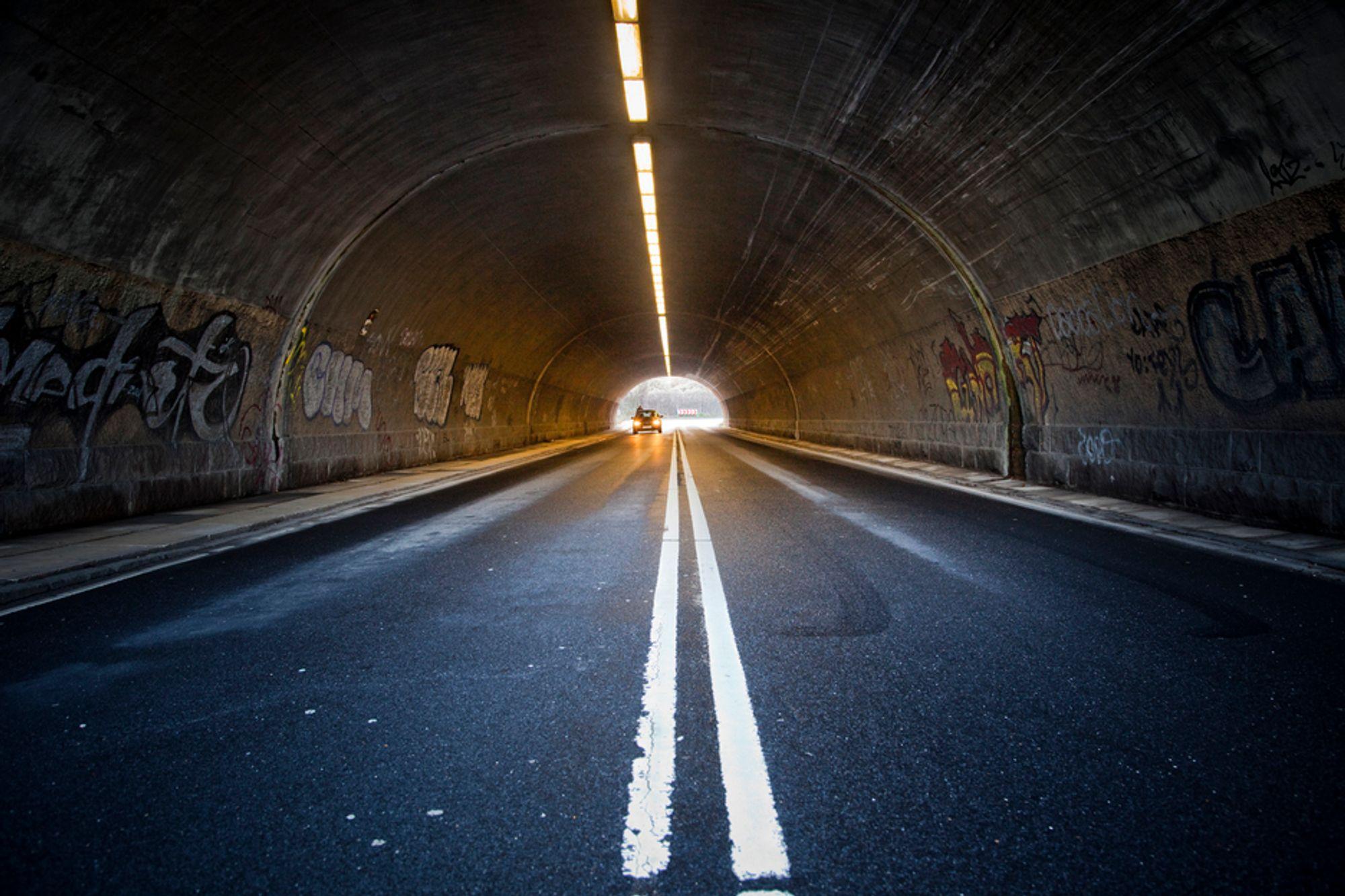 Oppgraderingsbehovet i norske tunneler beløper seg sannsynligvis til nesten 7 milliarder kroner.