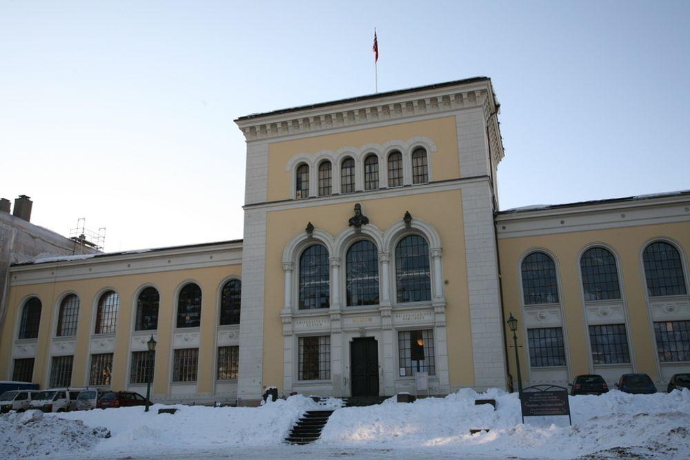 TALL: Universitetet i Bergen er blant lærestedene som har kuttet strykprosenten de siste årene.