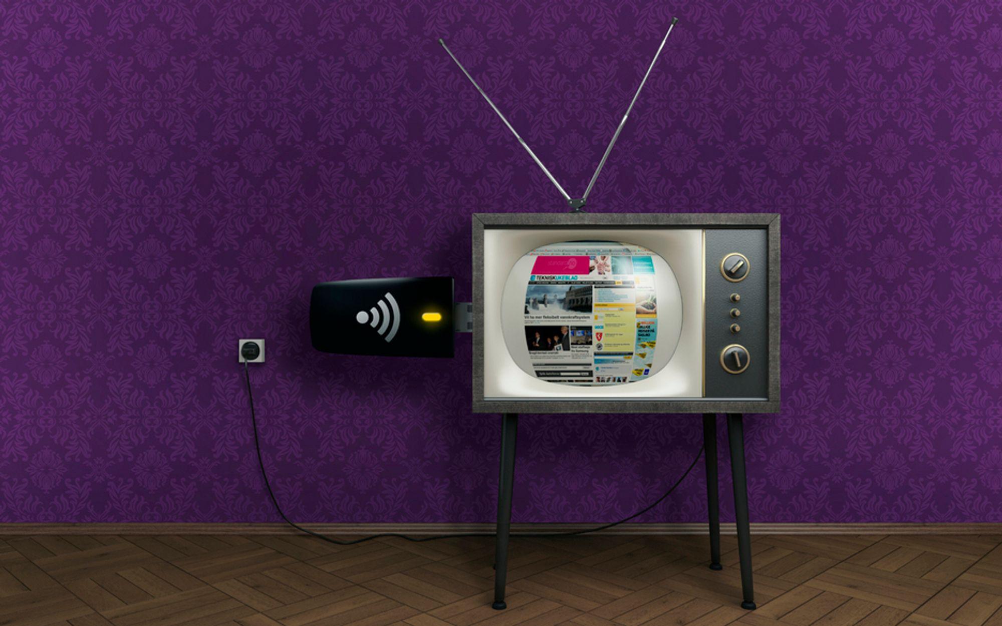 AUKSJON: Teknisk Ukeblad får delvis bekreftet at auksjonsreglene for de gamle tv-frekvensene vil bli klare denne uken.