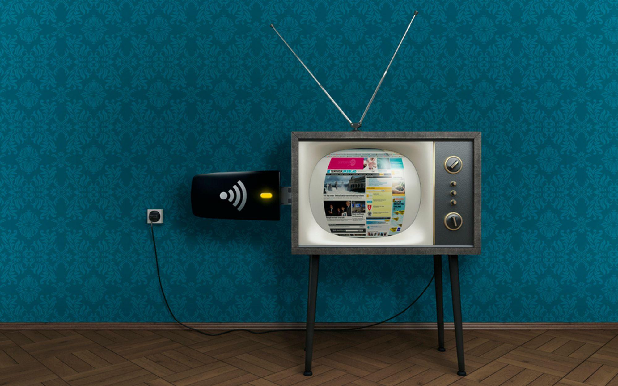 Nå er det endelig klart hvem som får tilgang til de tidligere tv-frekvensene, som skal brukes til mobilt bredbånd.
