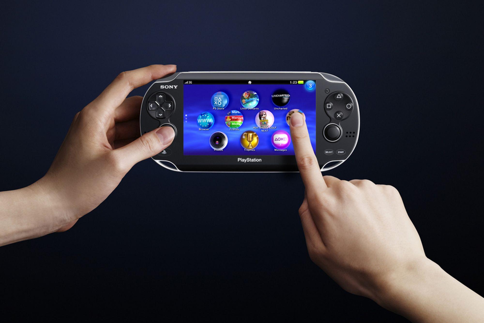 Next Generation Portable er det foreløpige navnet på Sonys nye bærbare konsoll.